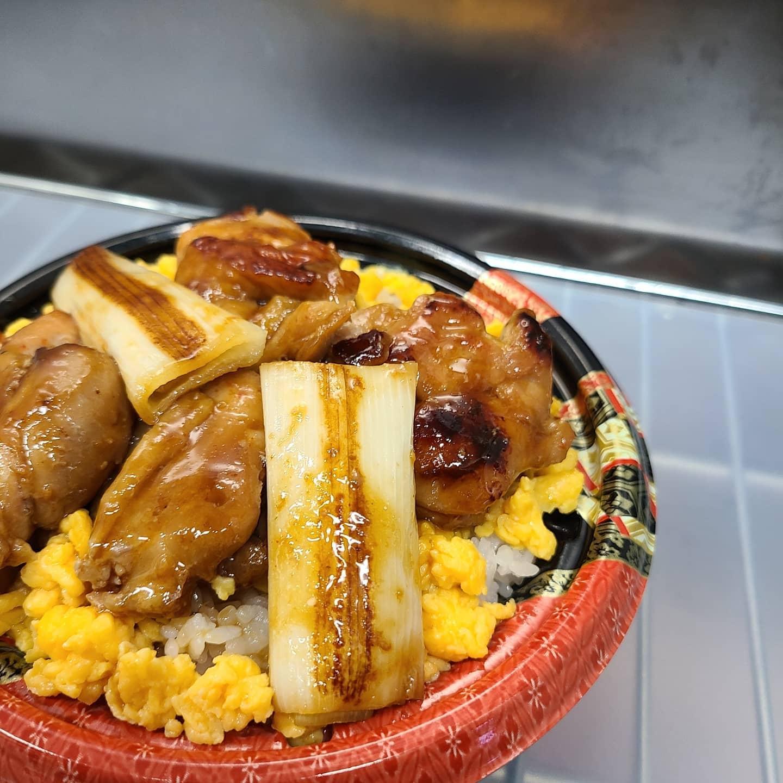 ◎今日のお弁当  ・焼き鳥丼 ・焼肉弁当 ・Wおさかな弁当 ・ビビンバ丼